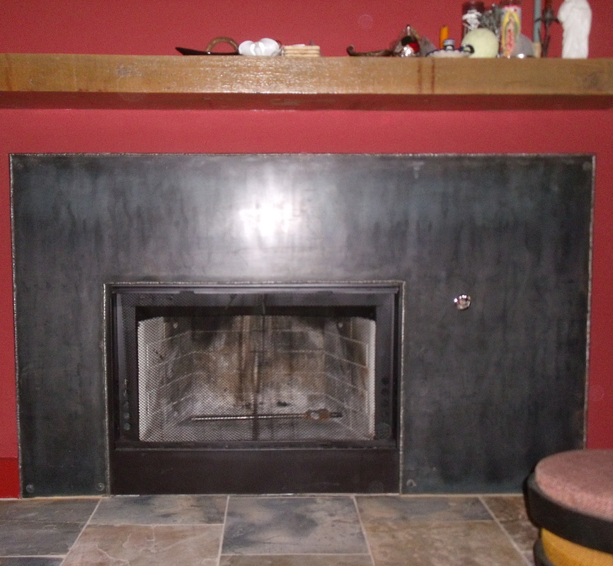 Fireplace Surround LauraArmstrongudio
